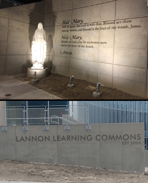 Creighton Lannon Learning Commons