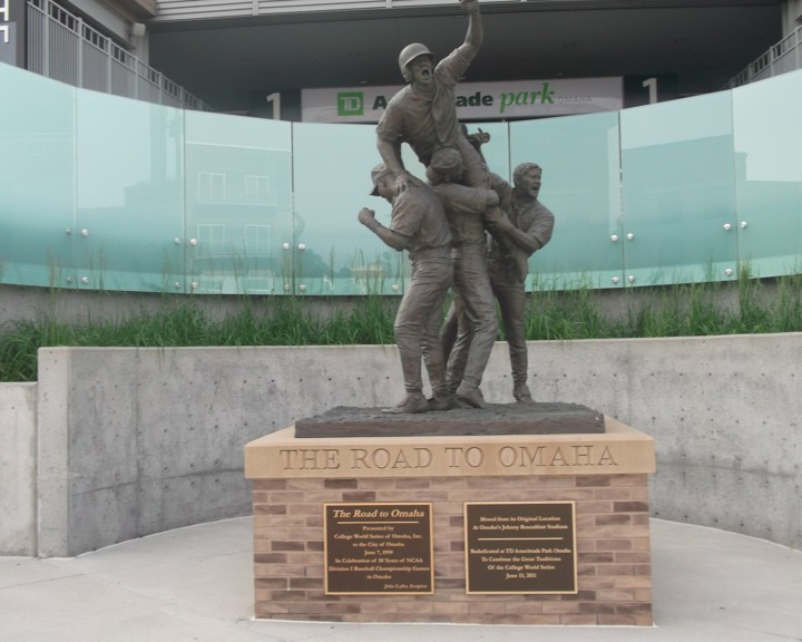 CWS-Road to Omaha Statue.jpg