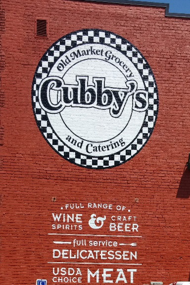 Cubby's Old Market Mural