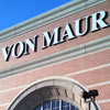 Illuminated Von Maur channel letters